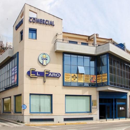 Centro de reconocimientos médicos en La Puebla de Montalbán