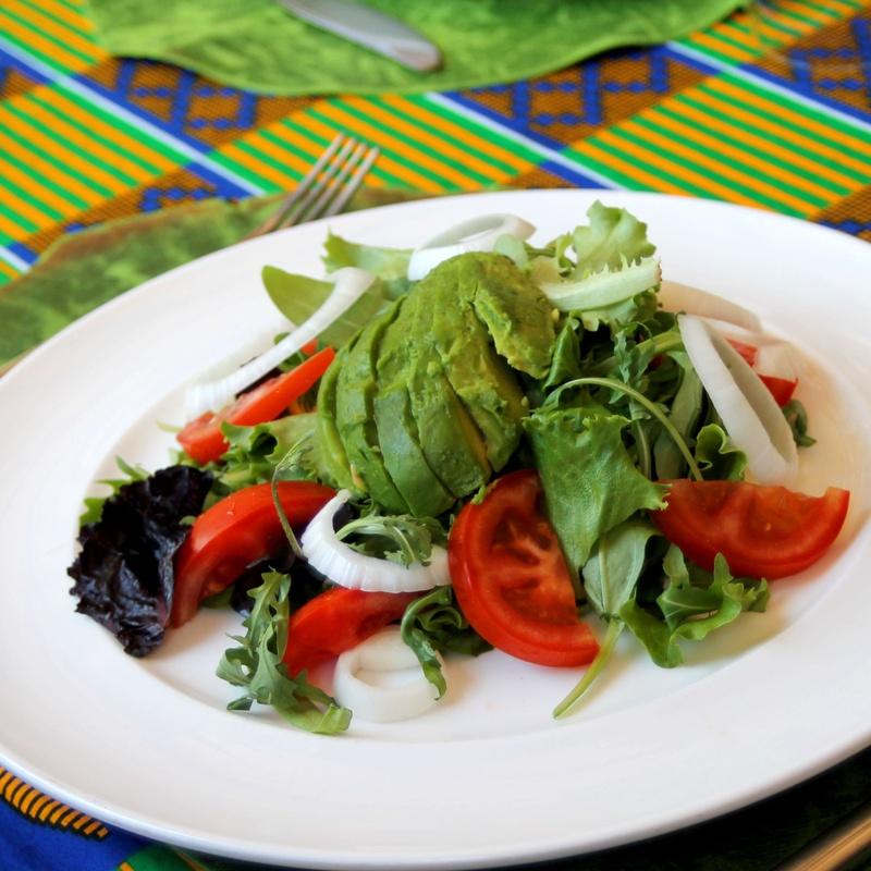 Menú del día (de martes a viernes mediodía): Carta de Baobab Exotic