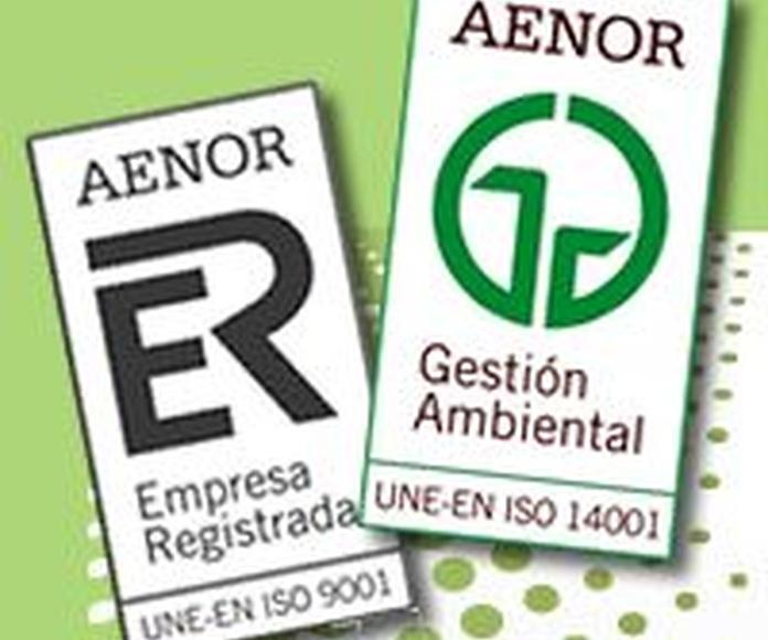 Ambulancias Alhambra comprometida con la Calidad y el Medio Ambiente