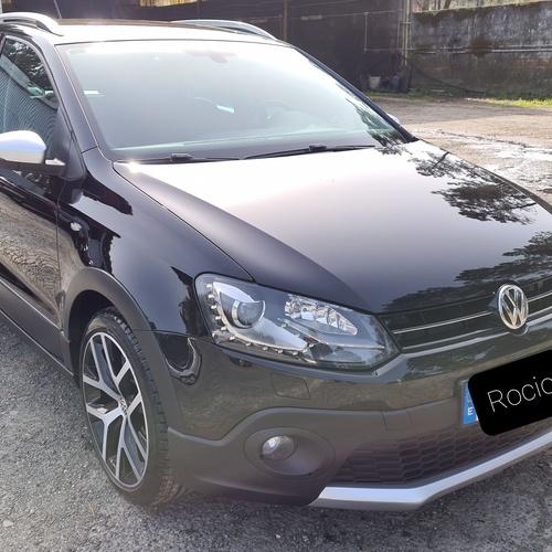 Pulido y correccion VW