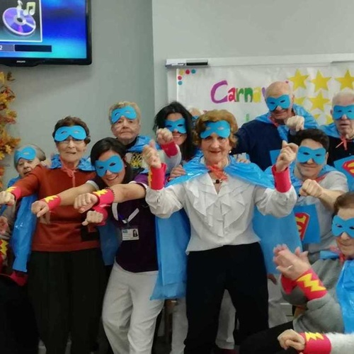 Centro de Día para Mayores Doctor Espina Carabanchel