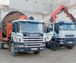 Hijos de Miguel Serra - Dos camiones grandes