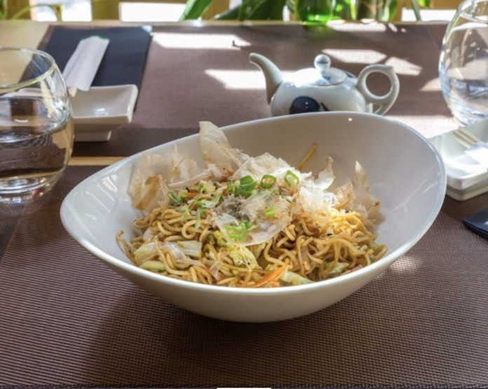 Ensaladas: Especialidades de Restaurante Isami