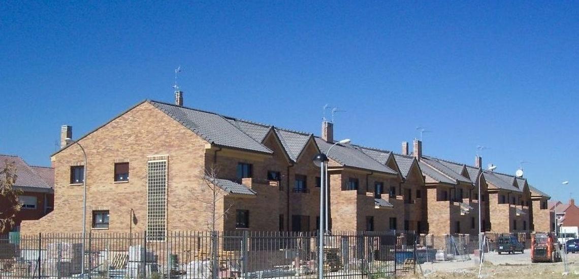 Construccion de chalés en Madrid