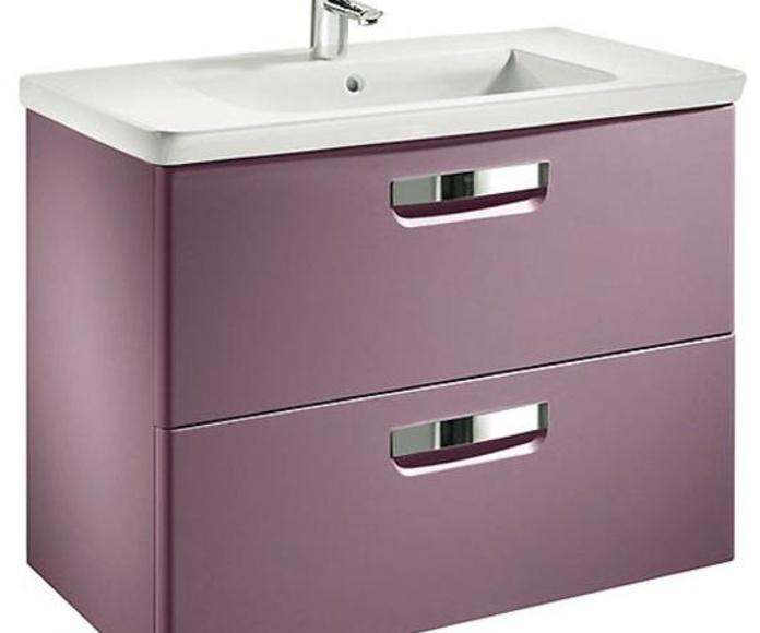 Lavabos con mueble (estándar)