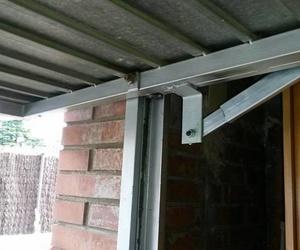 Instalación de puertas de garaje