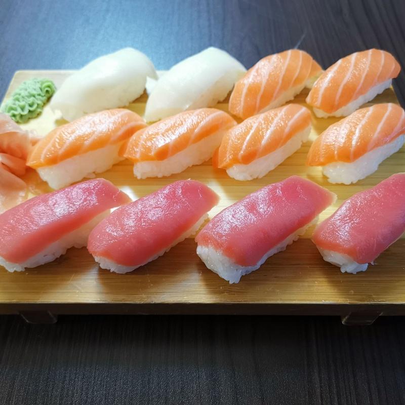 Nigiri 2 pieza: Platos de My Sushi