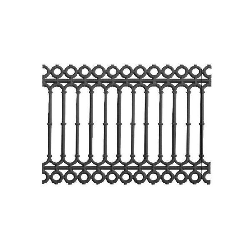 Fundición ornamental: Productos de HIERROS SAN CAYETANO