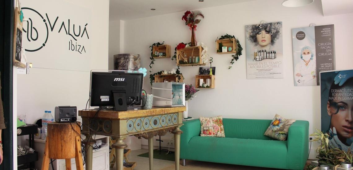 Centro de estética avanzada en Ibiza con ambiente cómodo