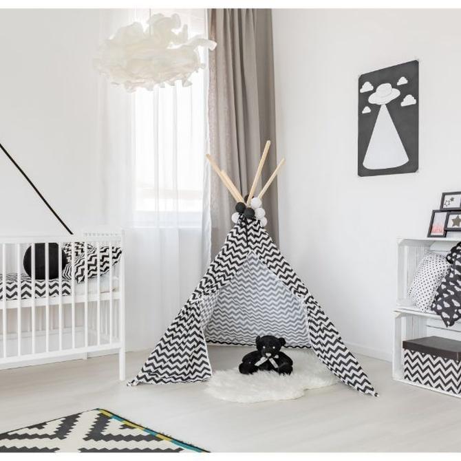 Algunas claves para pintar la habitación de un bebé