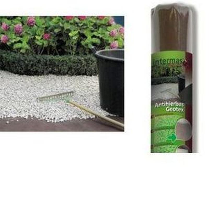 Malla antihierba: Productos de Ferretería Baudilio