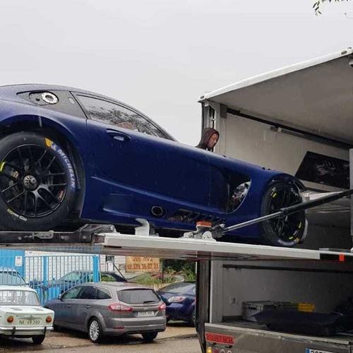 Mercedes AMG competicion