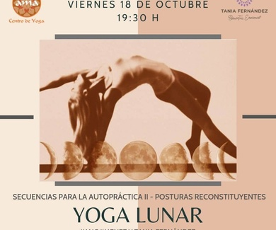 Yoga lunar