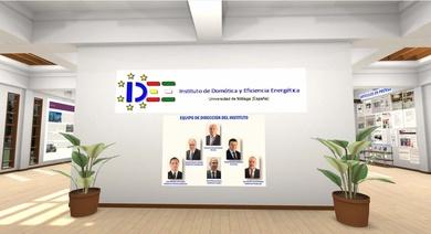 Visita Virtual al Instituto de Domótica