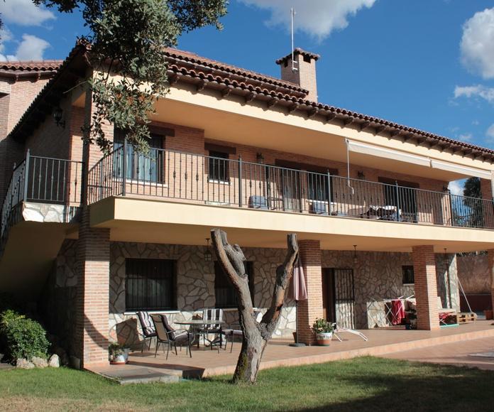 Proyectos residenciales; Viviendas unifamiliares / plurifamiliares: Servicios de Estudio de Arquitectura Pablo Navas