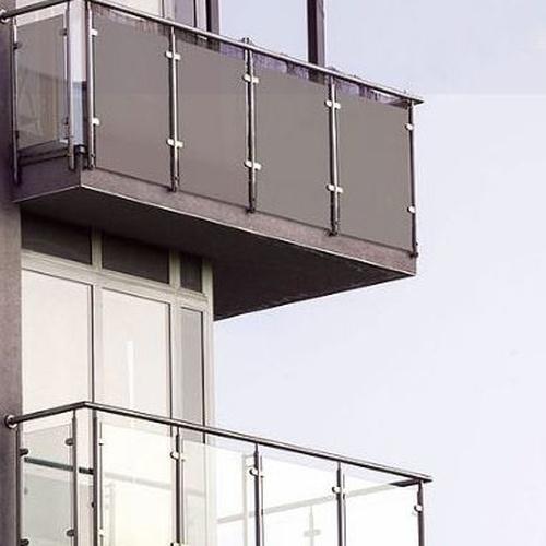 Láminas decorativas para edificios