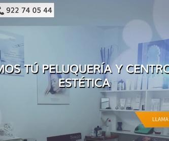 Peluqueria y estetica Adeje | Unisex Estética y Peluquería Oña