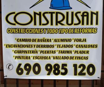Empresa de construcción en Ávila
