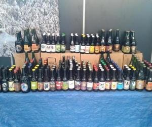 Venta de cervezas artesanas y de importación en Barcelona
