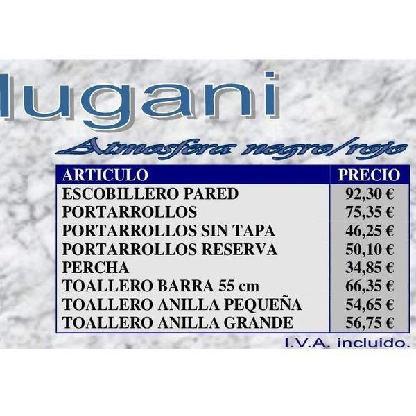 Lugani: Productos y servicios de Eurofon