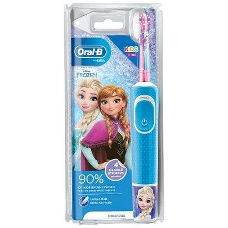 Oral-B Kids Frozen raspall elèctric :  de Farmacia Rosa Cinca | Guissona | 365 | 8.30-21