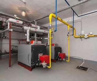 Aire acondicionado sistema VRF: Servicios de Climac