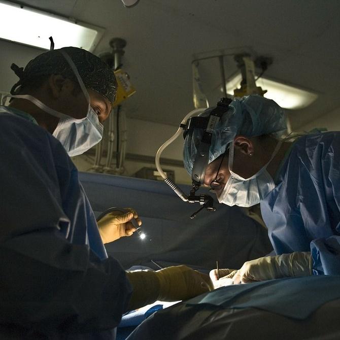 Cómo evitar contagios en procedimientos quirúrgicos