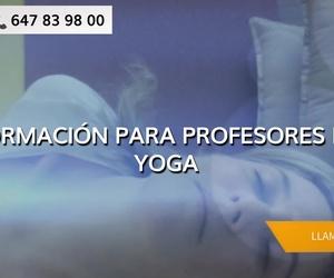 Formación de profesores de yoga en Salamanca | OK Yoga