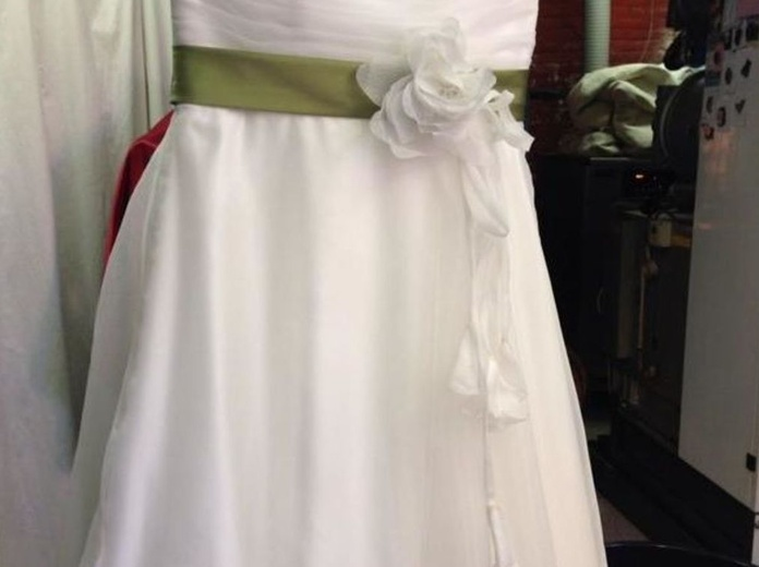 Arreglo de vestidos de novias
