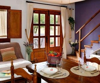 Font del Bosc: Casa rural de La Ginesta Rural