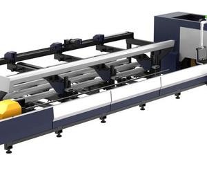 Máquina láser de corte por fibra para tubos metálicos HS-B65