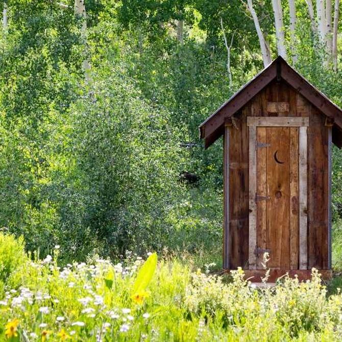 Los baños portátiles, una solución ecológica