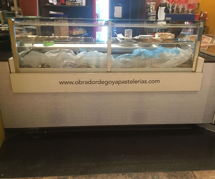 Obrador de Goya del Centro Comercial de Isla Azul