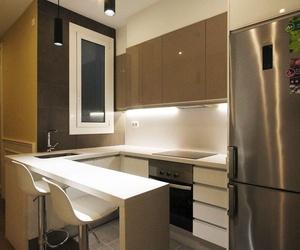 Diseño y reforma de cocina en l'Eixample, Barcelona