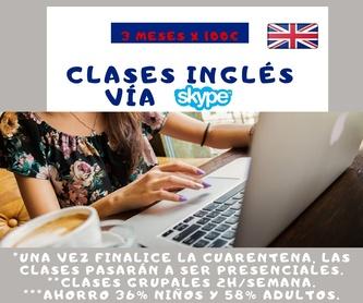 Clases de inglés: Academia de idiomas de Bez's English Centre