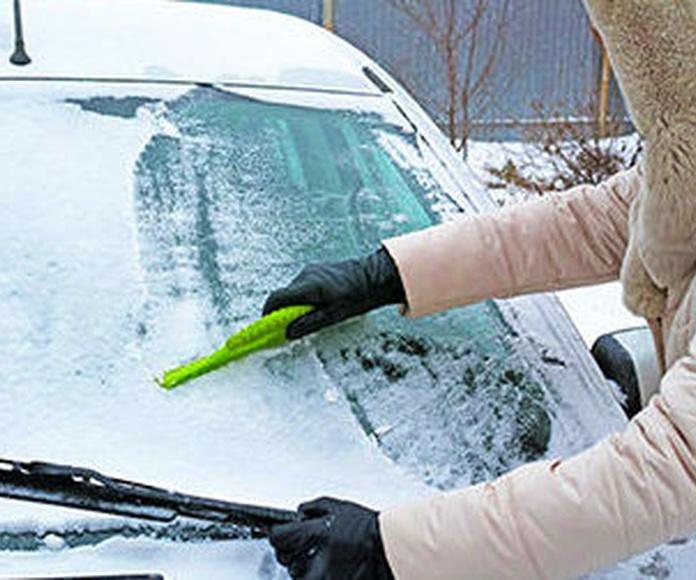 Prepara tu vehículo para la temporada invernal