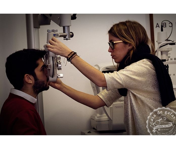 Graduación de vista: Servicios de Casa de Gafas