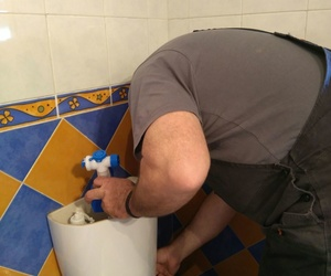 Instalación y mantenimiento de fontanería en general