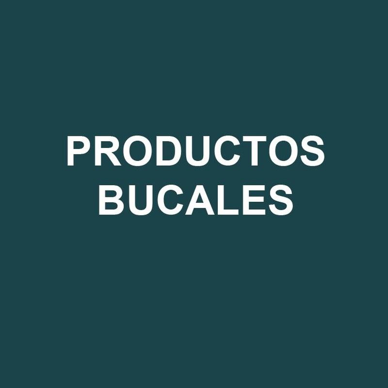 Productos Bucales: Servicios de Farmacia Fernando VI