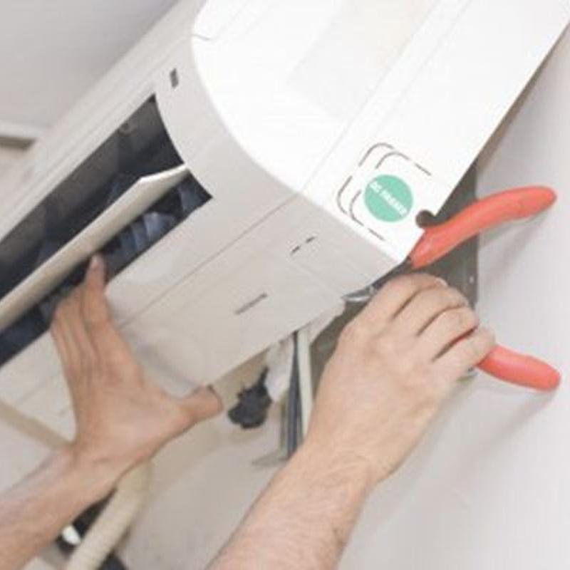 Instalación de calefacción y aire acondicionado: Servicios de Instalaciones Fontanelles Mallorca