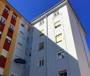 Cerámica líquida aislamiento térmico de fachadas