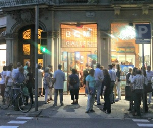 Galería de arte en Barcelona