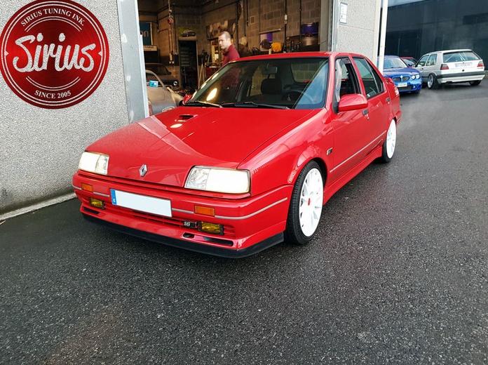 Renault R19 16v - Homologación