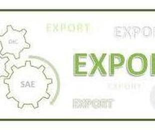 SAE export certificate