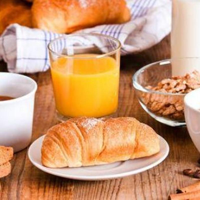 Desayunos: Nuestro platos de Bar Tossa