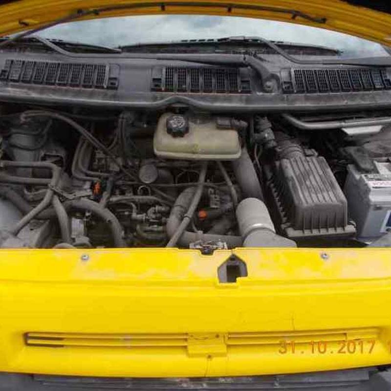 PEUGEOT EXPERT 2002 amarillo gasoil: Catálogo de Autodesguaces De Blas