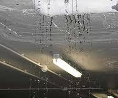 Reparación de goteras en Leganés