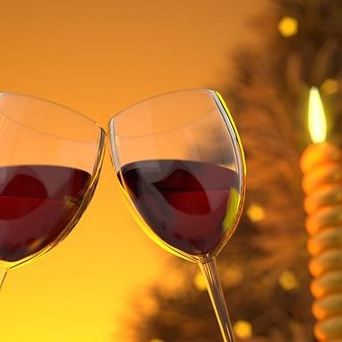 El marisco y el vino. Tradición histórica