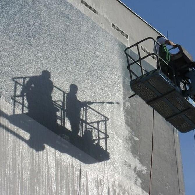 Medidas de seguridad a la hora de trabajar en plataformas elevadoras