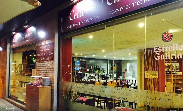 Sugerencias del Chef: Servicios y Productos de El Celler de Carmen. Restaurante